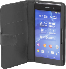 iZound Wallet Case Sony Xperia Z2 Black