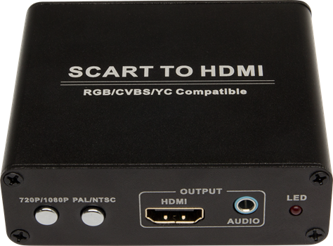 ZAP SCART to HDMI