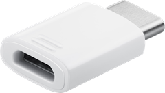 Samsung Type-C Adapter to MicroUSB White