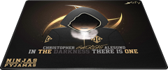 Xtrfy Mousepad Large, NiP GeT_RiGhT