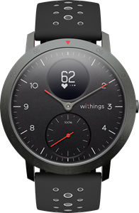 Withings Steel HR Sport - Black