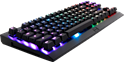 Wooting One Analog RGB Mechanical Keyboard Nordic Premium Red/Blue