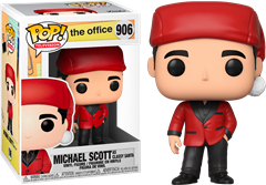 Funko POP The Office - Michael Classy Santa