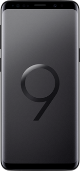 Samsung SM-G960F Galaxy S9 Midnight Black