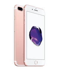 iPhone 7 Plus 128gb Roséguld Bra skick