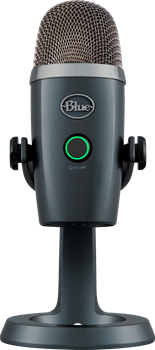 Blue Microphones Yeti Nano Shadow Gray
