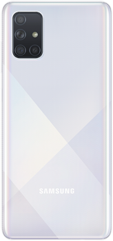 Avity TPU Case Samsung Galaxy A71 Transparent