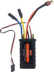 30A water cooled & water proof ESC w/BEC 860107