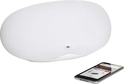 JBL Play List White