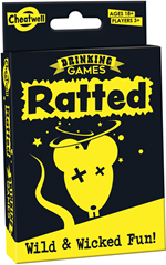 Ratted, drinking Games