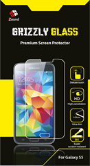 iZound Grizzly Glass Samsung Galaxy S5