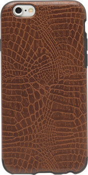 iZound Croco Case iPhone 6/6S Brown