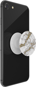PopSockets PopGrip Gold Sparkle Marble