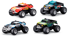 Monster Truck Mini 1:58