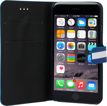 iZound Navy Wallet iPhone 6/6S Blue