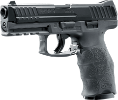 Heckler & Koch VP9 Tungsten 4,5mm BB Blowback