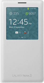 Samsung S-View Cover Galaxy Note 3 White