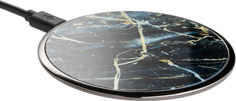Avity Wireless Qi Charger 10 W Indigo Marble