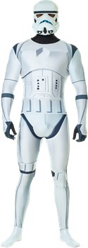 Morphsuit Storm Trooper Large