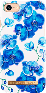 iDeal of Sweden Fashion Case iPhone 6/6S/7/8/SE Baby Blue Orchid