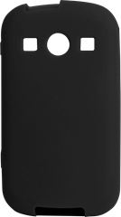 iZound Silicone Case Samsung Galaxy Xcover 2 Black