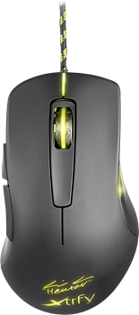 Xtrfy Gaming Mouse M3, HeatoN Edition