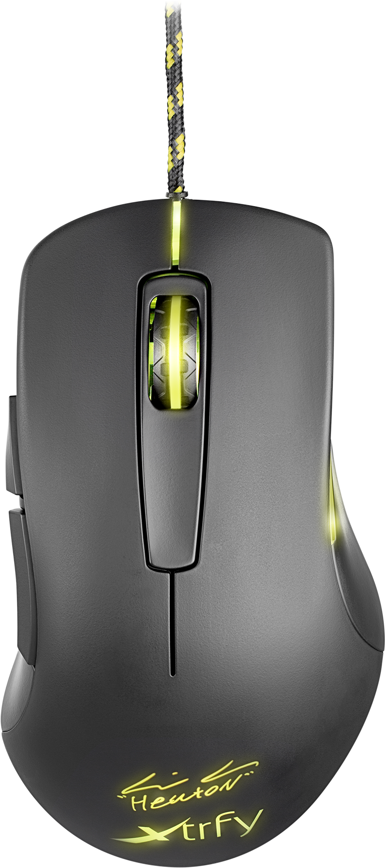 Läs mer om Xtrfy Gaming Mouse M3, HeatoN Edition
