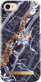 iDeal of Sweden Fashion Case iPhone 6/6S/7/8/SE Midnight Marble