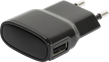 X-Power USB Charger 1A Black