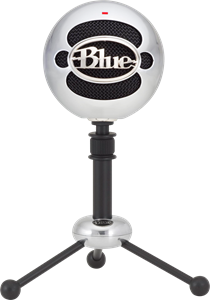 Blue Microphones Snowball Brushed Aluminum