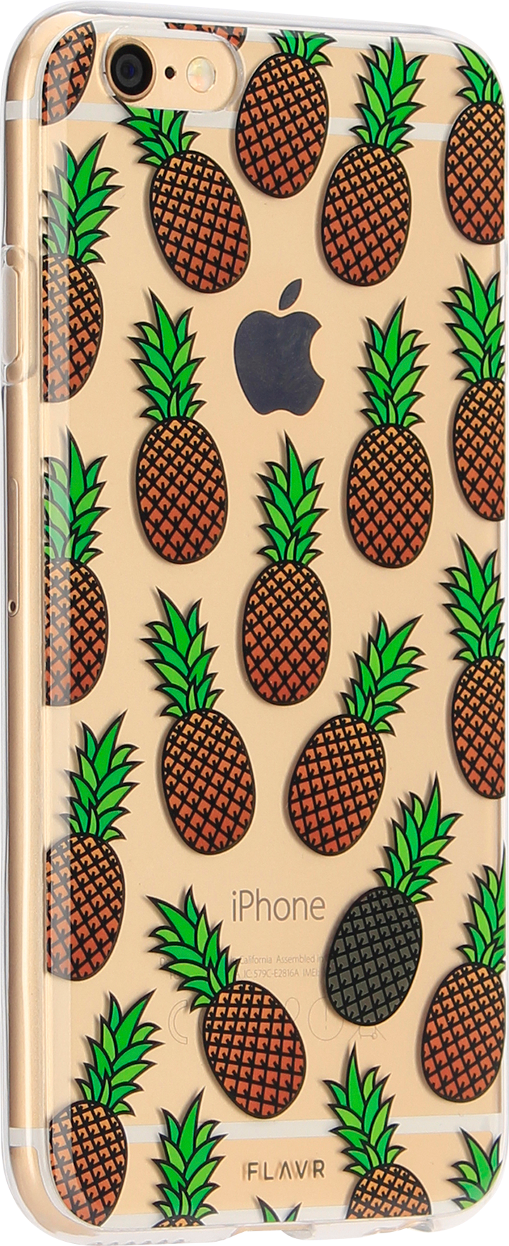 FLAVR iPlate Pineapple iPhone 6 6S  Ananasskal som passar iPhone 6 ... 918d1ca799952