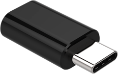 iZound USB-C to Micro-USB Female Adapter