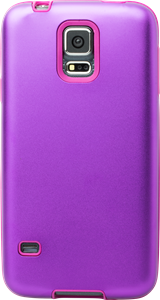 iZound Alu-Case Duo Samsung Galaxy S5 Purple