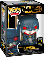 Funko POP DC Comics - Red Rain Batman