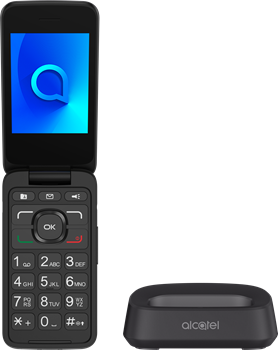 Alcatel 3026X Metal Silver