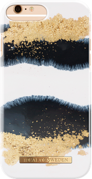 iDeal of Sweden Fashion Case iPhone 6/6S/7/8 Plus Gleaming Licorice
