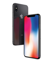 iPhone X 64gb Rymdgrå Nyskick