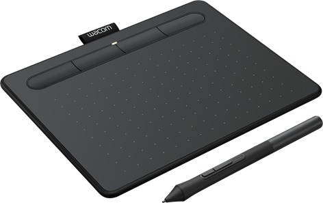 Wacom Intuos Small, Black
