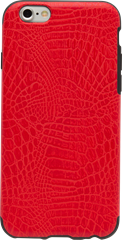 iZound Croco Case iPhone 6/6S Red