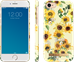 iDeal of Sweden Fashion Case iPhone 6/6S/7/8 Sunflower Lemonade
