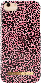 iDeal of Sweden Fashion Case iPhone 6/6S/7/8/SE Lush Leopard
