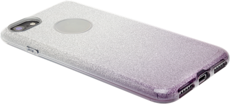 iZound Sparkle Case iPhone 7/8/SE Silver