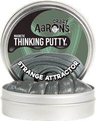 Crazy Aarons Thinking Putty Magnetic Strange Attractor