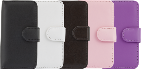 iZound Wallet Case iPhone 5 Pink