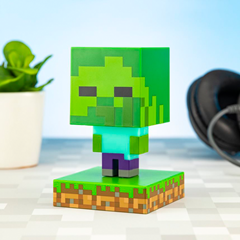 Iconlight Minecraft Zombie