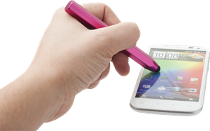 iZound Phone Alu-Pen Pink