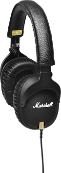 Marshall Headphones Monitor Black