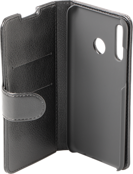 iZound Leather Wallet Case Huawei P30 Lite Black