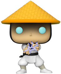Funko POP Mortal Kombat - Raiden