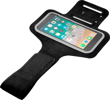 "iZound Slim Armband 5,5""-6,5"" Black"